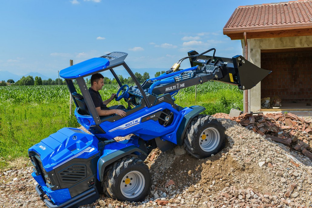 MultiOne mini loader 10